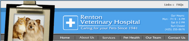 renton vet flash animation